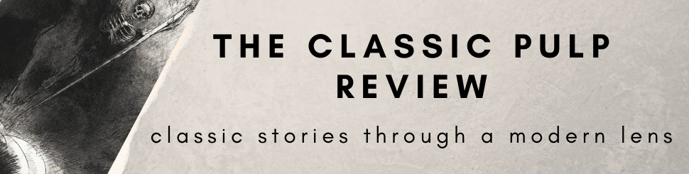 New Goodreads Group: Classic Pulp Review